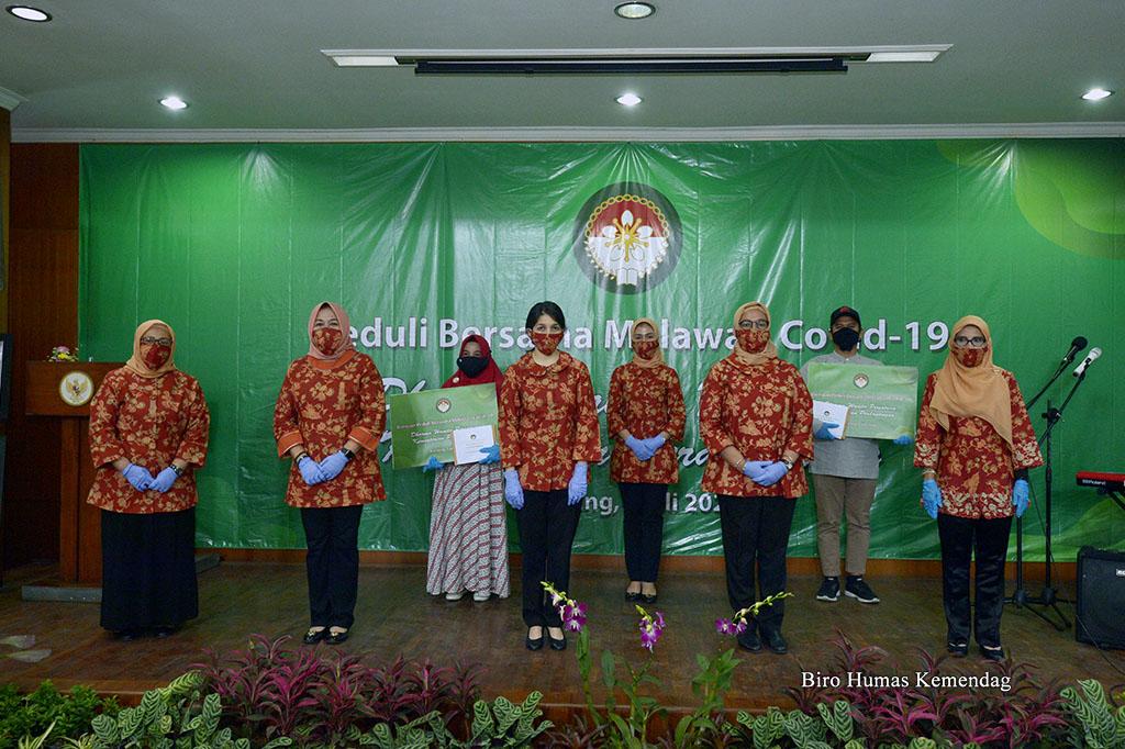 Bakti Sosial DWP Kemendag di Bandung, Jawa Barat ...